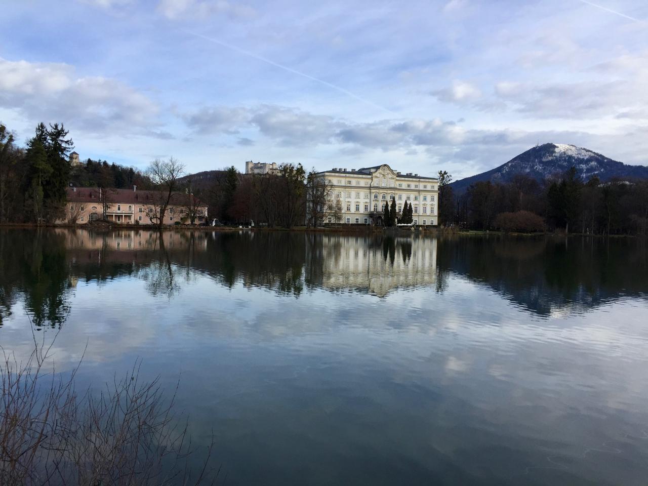 Schloss Leopoldskron, Salzburg Global Seminar